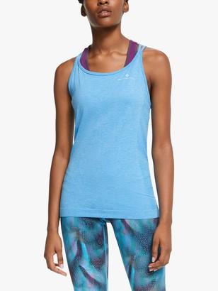 Ronhill Infinity Marathon Running Vest, Light Blue