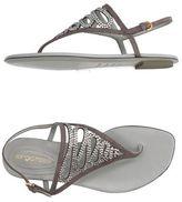 Sergio Rossi Toe post sandal