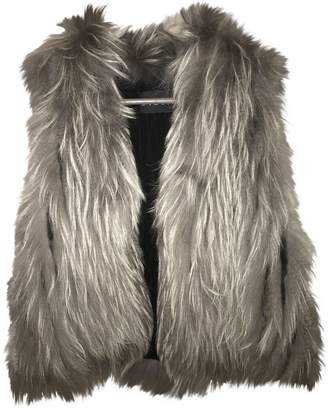 Utzon Silver Fox Jacket for Women
