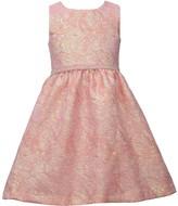 Bonnie Jean Girls 7-16 Paisley Jacquard Dress