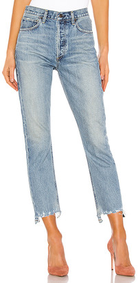 Citizens of Humanity Charlotte Crop High Rise Straight. - size 23 (also