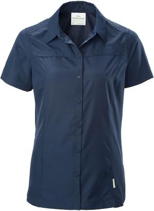 Kathmandu Trailhead Women's Short Sleeve Shirt