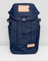 Eastpak Fluster Backpack In Merge Navy