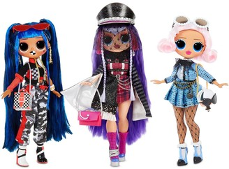 L.O.L Surprise! O.M.G. Downtown B.B. Fashion Doll with 20 Surprises