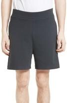 A.P.C. Men's Green Park Jersey Shorts