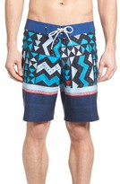 Quiksilver Men's Slab Lapu Vee Board Shorts
