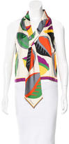Paul Smith Silk Printed Top w/ Tags