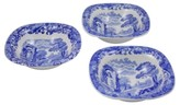 "Spode Blue Italian"" Set of Three Dip Dishes, 5"""