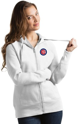 Antigua Women's Chicago Cubs Victory Hoodie