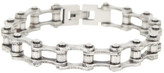 Steve Madden Bicycle Chain Link Bracelet