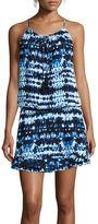 BELLE + SKY Sleeveless Blouson Tank Dress