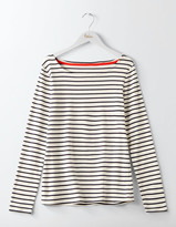 Boden Essential Boatneck Tee