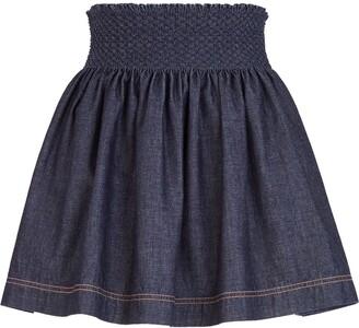 Fendi Short Flared Skirt