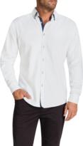 TAROCASH Hargrave Slim Textured Shirt
