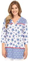Hatley Starfish Women's Beach Tunic