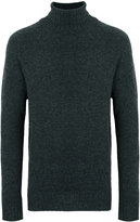 Drumohr ribbed turtle neck sweater