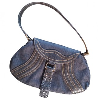 Fendi Blue Denim - Jeans Clutch bags