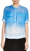 Maje Cocotte Ombré Shirt