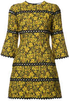Sachin + Babi Sidhu floral-print dress