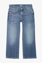 7 For All Mankind Boys 4-7 Standard Classic Straight Leg In Heritage Light
