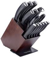 Arthur Price 13 Piece Walnut Knife Block