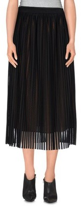 Trussardi 3/4 length skirt