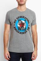 Original Retro Brand The Who My Generation Short Sleeve Tee