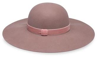 Eugenia Kim Honey Wool Felt Hat