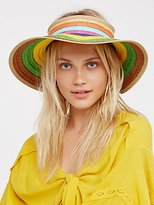 Free People Sunny Daze Rainbow Visor