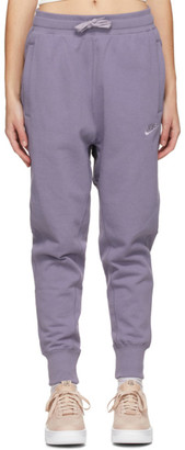 Nike Purple Sportswear Lounge Pants