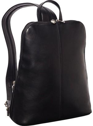 Le Donne Leather Women's Tech-Friendly Backpack