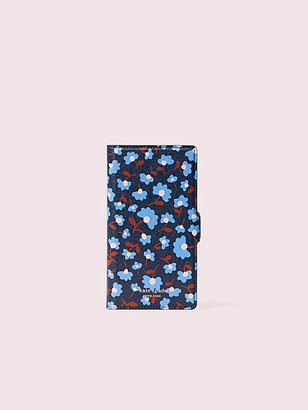 Kate Spade Sylvia Party Floral Iphone 11 Pro Magnetic Wrap Folio Case