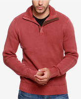 Lucky Brand Men's Quarter-Zip Sweater