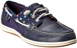 Sperry Songfish Prep Flag Boat Shoe