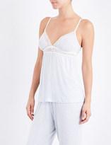 Eberjey Mink Puff stretch-jersey pyjama camisole
