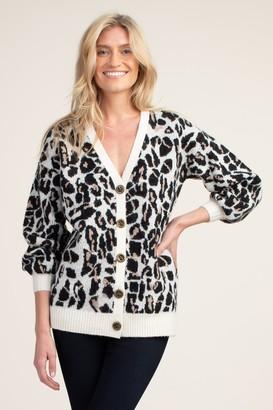 Trina Turk Jungle Sweater