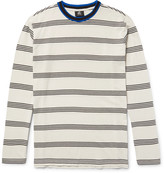 Ps By Paul Smith - Slim-fit Striped Cotton T-shirt
