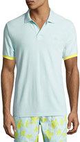 Vilebrequin Color-Band Piqué; Polo Shirt