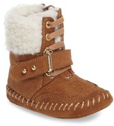 Stuart Weitzman Infant Girl's Luge Faux Shearling Boot