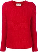 Antonia Zander chunky knit jumper