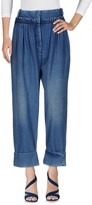 J.W.Anderson Denim pants - Item 42622533