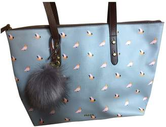 Fossil \N Grey Synthetic Handbags