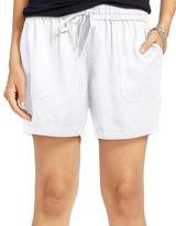 Lauren Ralph Lauren Drapey Drawstring Shorts