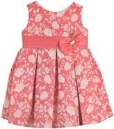Granlei 1980 Floral Red Dress