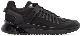 Balmain Trail lace-up sneakers