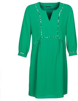 One Step RUFINO women's Dress in Green