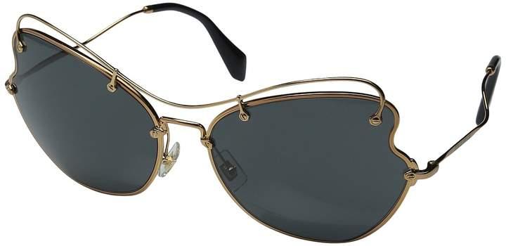 Miu Miu 0MU 56RS Fashion Sunglasses