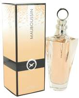 Mauboussin Pour Elle by Eau De Parfum Spray 100 ml for Women + CURVE by Liz Claiborne Mini EDP 5 ml for Women