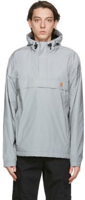 Carhartt Work In Progress Grey Nimbus Jacket