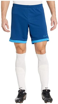 Nike Dry Academy Shorts K (Coastal Blue/Light Photo Blue/Light Photo Blue) Men's Shorts